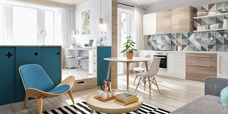 Как выбрать оригинальный дизайн квартиры
