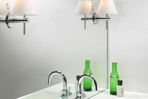 Как правильно выбрать бра для ванной комнаты