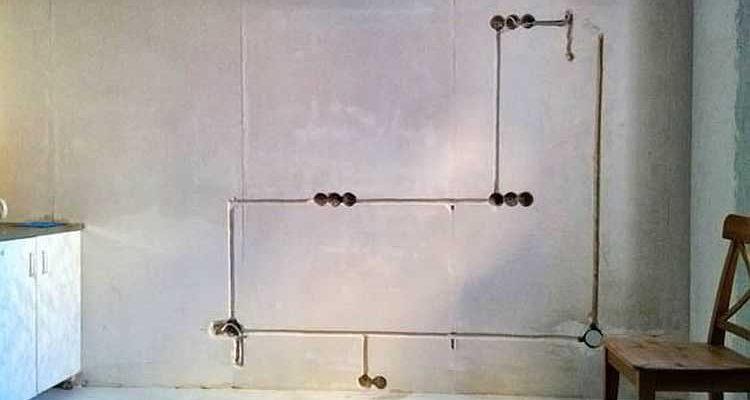 Особенности штробления стен