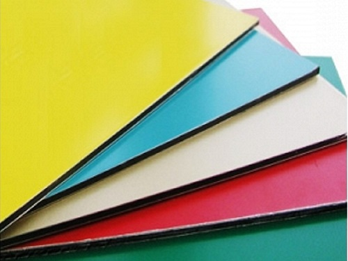Алюминиевые композитные панели для фасадов