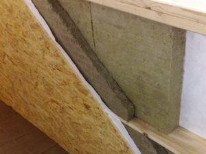 Базальтовая вата для утепления внутренних перегородок и стен
