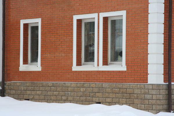Декор окна