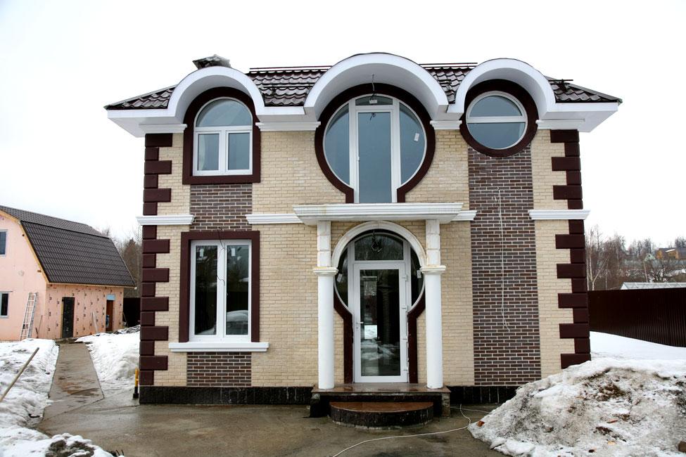 Дизайн проект фасада дома - как сделать самостоятельно