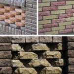 Технология кладки фасада из кирпича, выбор материала