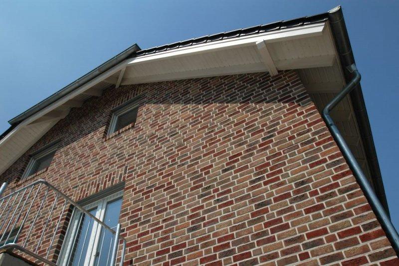 Фасады из облицовочного кирпича