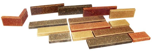 Гиперпрессованная плитка для фасада и цоколя
