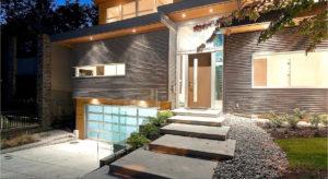 Идея оформления загородного дома