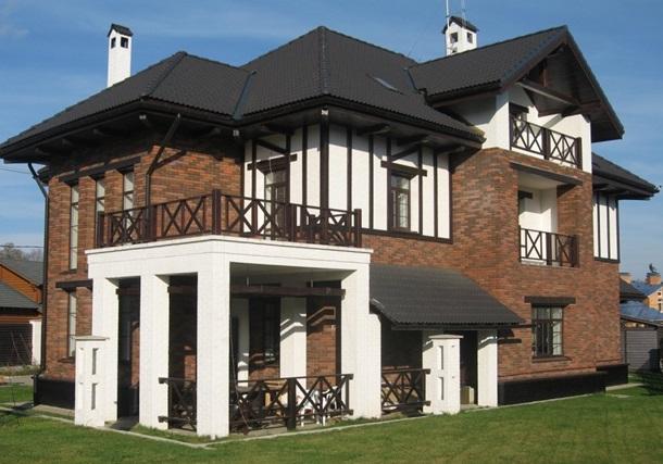 Красивые дома и фасады