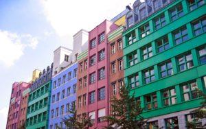 Краска для фасадов