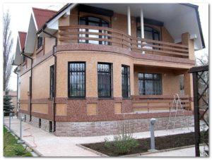 Лучшие фасады коттеджей