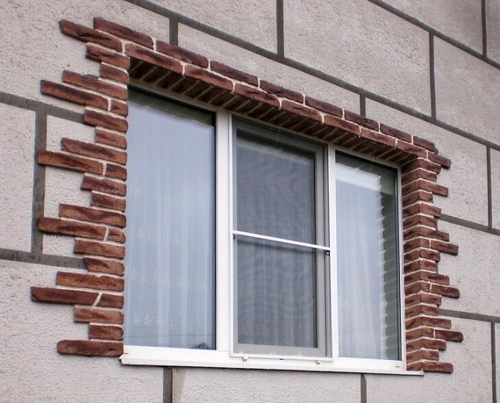 Облицовочный кирпич для фасада