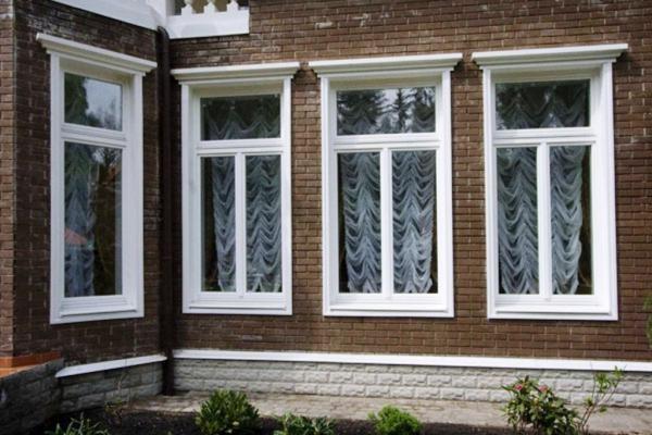 Современные материалы для отделки фасадов деревянных домов