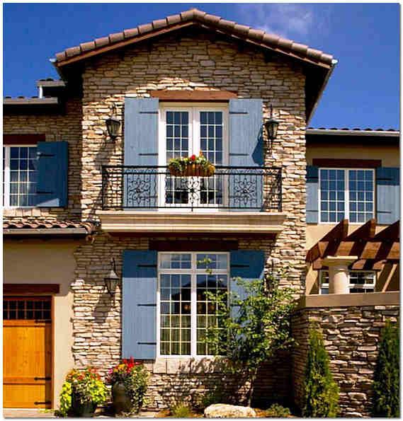 Подготовка фасада дома под отделку искусственным камнем