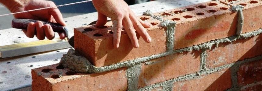 Цементный раствор для укладки кирпича