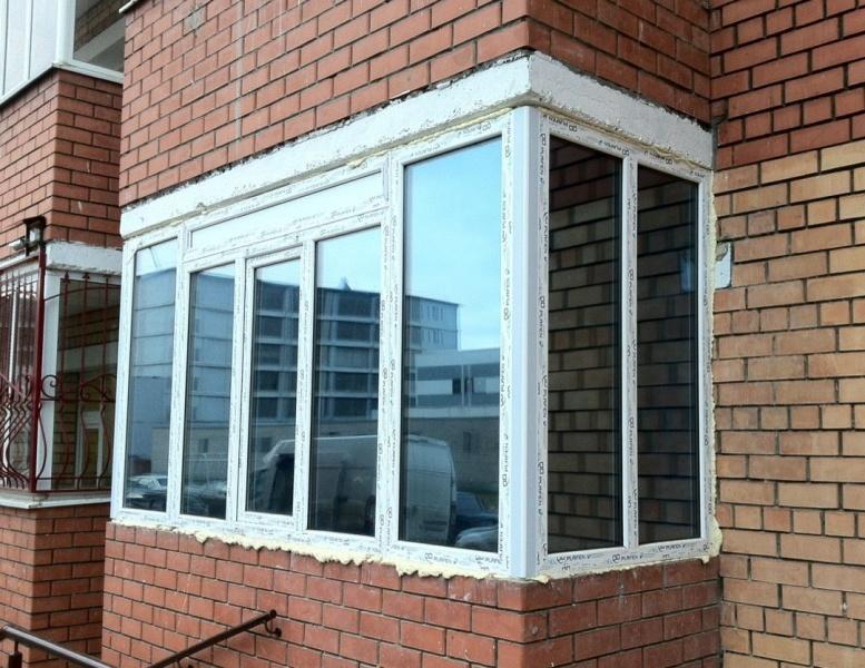 Тонированные стекла