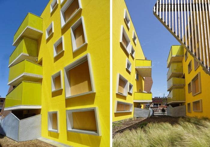 Выбор краски для фасада