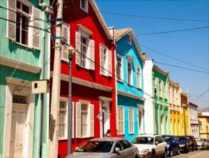 Яркие фасады