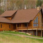 Стильные деревянные фасады