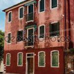 Характеристика красного фасада