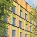 Как квадртаные окна влияют на внешний вид фасада
