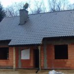 Как сделать фасад с двухскатной крышей