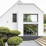 Как создать красивый белый фасад