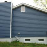 Как выбрать синий фасад