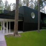 Окна круглой формы для оформления фасада