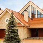 Особенности фасада с треугольными окнами