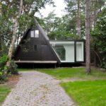 Особенности создания практичного фасада треугольной формы