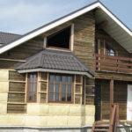 Создание деревянного фасада