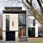 Как использовать белую современную плитку для фасада