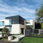 Как подобрать белую плитку для фасада