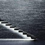 Клинкерная плитка черного цвета для современного фасада