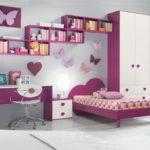 Дизайн комнаты для девушки в модном стиле