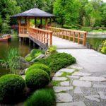 Ландшафтный дизайн в японском стиле