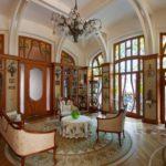 Стиль модерн в интерьере: секреты изящной квартиры