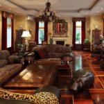 Африканский стиль в интерьере дома: идеи и фото