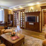 Ремонт квартиры в английском стиле: особенности и советы