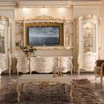 Гостиные и спальни от итальянских мебельщиков, их особенности
