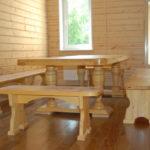 Какое дерево и материалы стоит выбрать для своей мебели?