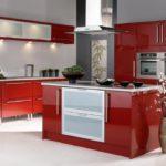 Красная кухня: правила сочетаний