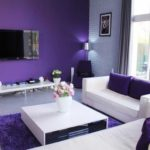 Ультрафиолетовый – модный интерьер начинается с цвета