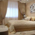 Мебель и шторы для спальни: тонкости выбора