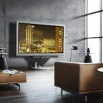 Телевизор как часть интерьера, лучшие идеи