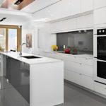 Современный взгляд дизайнеров на кухню